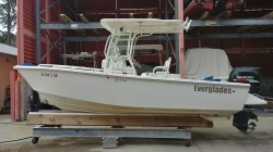 Everglades Boats 211CC Center Console Boat