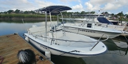 2002 - Boston Whaler Boats - 180 Dauntless