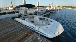 2018 -Hurricane Deck Boats - SS 188 O/B