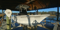 2017 - Hurricane Deck Boats - CC 19 OB