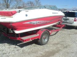 192 Captiva Bowrider Boat
