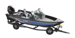2018 - Alumacraft Boats - Competitor 185 Sport