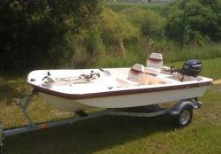 2011 - Salty Boats - SSB 1550 TH