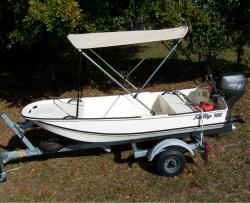 2011 - Salty Boats - SSB 980