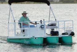 2012 - Salty Boats - SPB 1200 TT