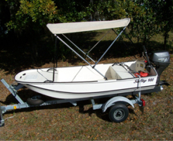 2012 - Salty Boats - SSB 980