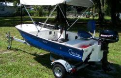 2013 - Salty Boats - SSB 980 Sport