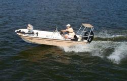 2013 - Salty Boats - SSB 1550 CC