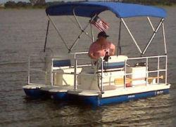 2012 - Salty Boats - SPB 1000 TT