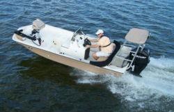 2015 - Salty Boats - SSB 1550 CC