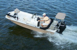 2016 - Salty Boats - SSB 1550 CC