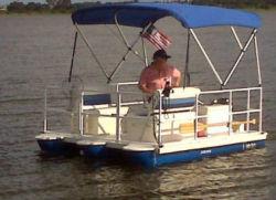 2016 - Salty Boats - SPB 1000 TT