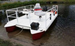 2016 - Salty Boats - SPB 1200PT