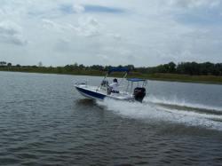 Salty Boats SSB 1660 2007