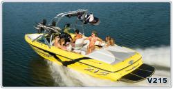2014 - Sanger Boats - V215