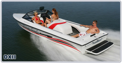 2014 - Sanger Boats - DX II
