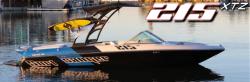 2015 - Sanger Boats - 215 XTZ