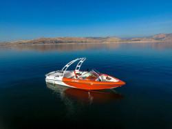 2018 - Sanger Boats - 215 SX