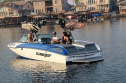 2020 - Sanger Boats - 212 SL