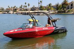 2020 - Sanger Boats - V215 S