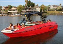 2020 - Sanger Boats - 231 SL
