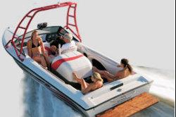 Sanger Boats DX II Ski and Wakeboard Boat