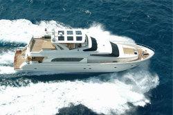 2017 - San Marino Yachts - 88 Raised Pilot House