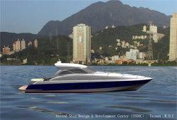 2017 - San Marino Yachts - 69 Sport Yacht