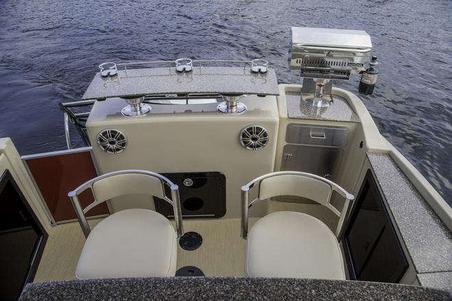 Research 2015 Sanpan Boats Sp 2500 Fe Bar On Iboats Com