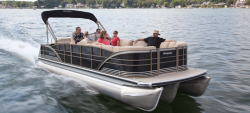 2012 - Sanpan Boats - SP 2500 DL