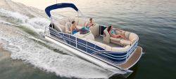 2012 - Sanpan Boats - SP 2200 UL