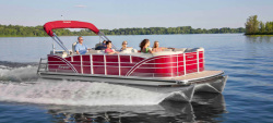 2012 - Sanpan Boats - SP 2500
