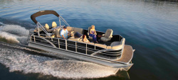 2012 - Sanpan Boats - 2500 FE BAR