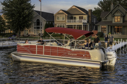 2014 - Sanpan Boats - SP 2500 BAR