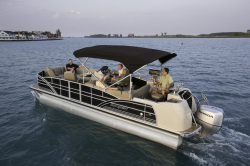 2014 - Sanpan Boats - SP 2500 FE Bar