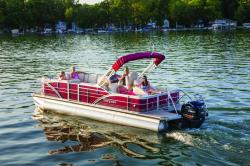 2014 - Sanpan Boats - SP 2500 SL