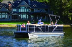 2015 - Sanpan Boats - SP 2500 EL