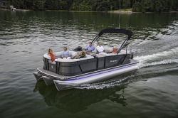 2017 - Sanpan Boats - SP 2200 SB
