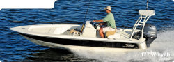 2014 - Scout Boats - 177 Winyah