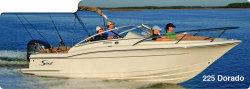 2014 - Scout Boats - 225 Dorado