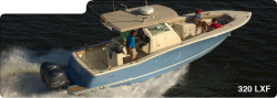 2014 - Scout Boats - 320 LXF