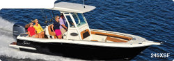 2014 - Scout Boats - 245 XSF