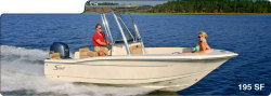 2014 - Scout Boats - 195 SF