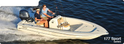2014 - Scout Boats - 177 Sport