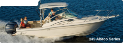 2014 - Scout Boats - 245 Abaco