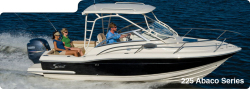 2014 - Scout Boats - 225 Abaco