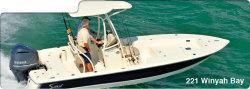 2014 - Scout Boats - 221 Winyah Bay