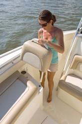 2009 - Scout Boats - 262 XSF