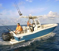 2009 - Scout Boats - 245 Sportfish