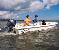 2009 - Scout Boats - 145 Hybrid